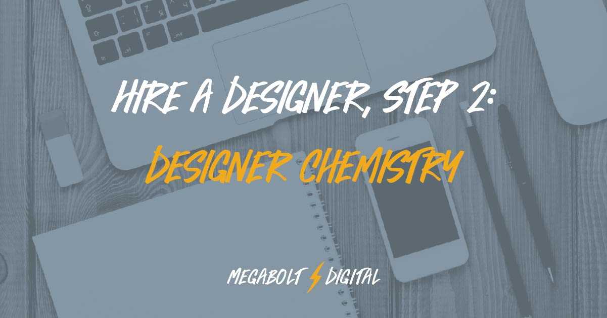 This 3-step guide includes tips to: 1. find a designer who can help you realize your vision 2. determine if a designer is a good fit for you, personally and professionally 3. make the most out of this investment in your business