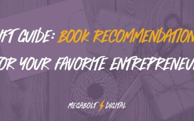 Gift Guide: Book Recommendations for your Favorite Entrepreneur