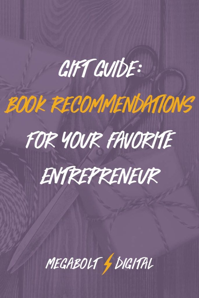 It's no secret: I'm a giant bookworm. A friend recently asked me for recommendations, so I'm sharing so you can also enjoy these great business books too!