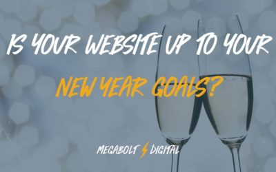Is Your Website Up to Your New Year Goals?