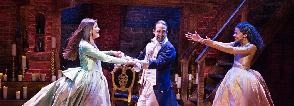 """""""Take a break, come away with us for the summer. Let's go Upstate!"""" - Hamilton ... and his inability to take a break essentially ruined his chances at the presidency. Just sayin'."""