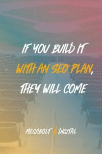 You can have the world's best idea. You can build a gorgeous, functional website. But if people don't know about your site, nobody is going to come.