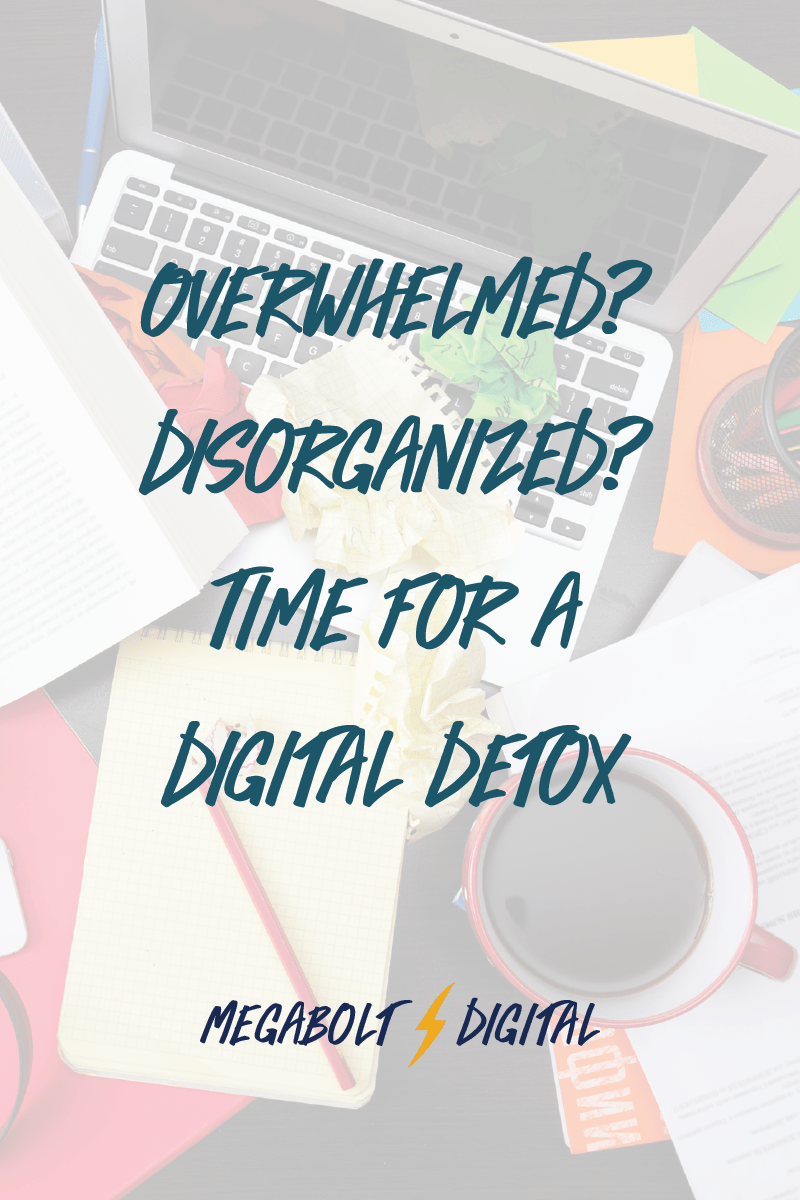 Whether you want to relax for hours or months without constantly worrying about what you're missing, it's time to declutter your digital world.