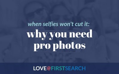 When Selfies Won't Cut It: You Need Pro Website Photos