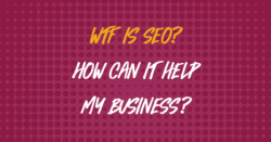 WTF is SEO? How can it help my business?
