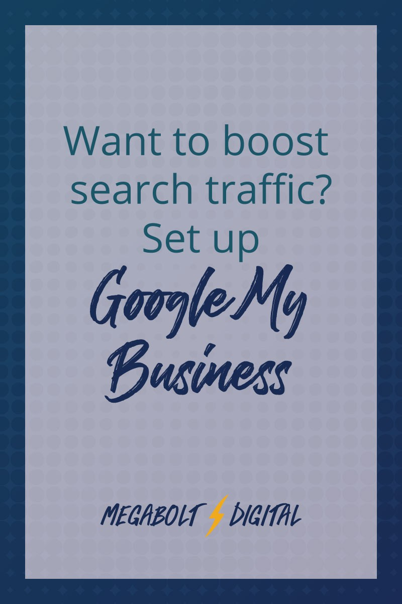 "Think of Google My Business like Tindr for your biz. It takes what you tell it you want and pairs it up with the information it already has. You know the best way to be ""matched"" by Google? Build a profile page on Google My Business. #digitalmarketing #seo #google #getfoundongoogle #marketingtips #onlinemarketing #webdesign #onlinesystems"