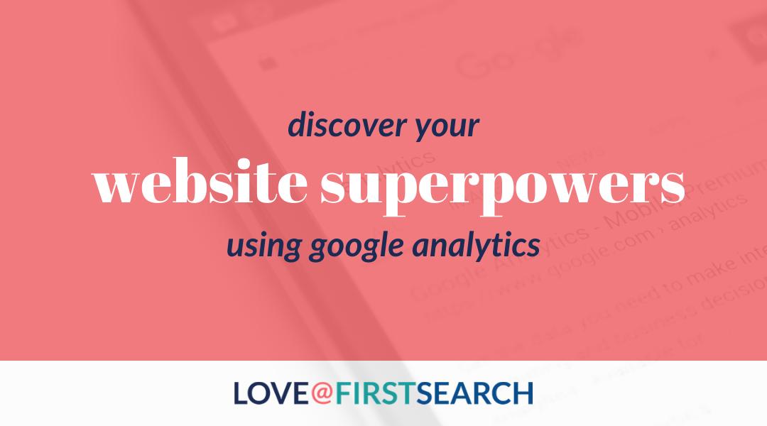Carrie Bradshaw's guide to Google Analytics site metrics
