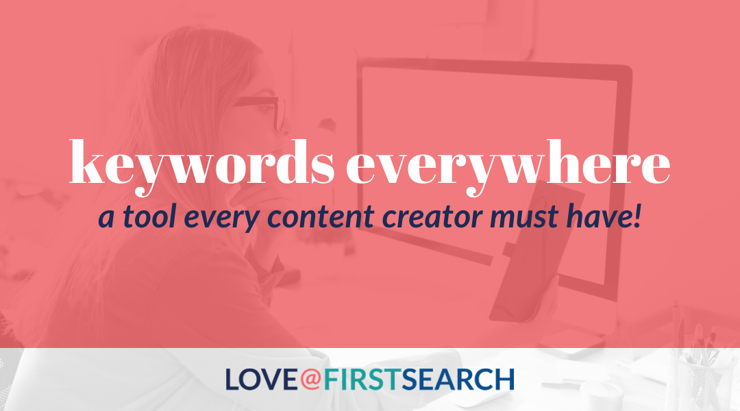 keywords everywhere: a low-cost keyword research tool for google & youtube