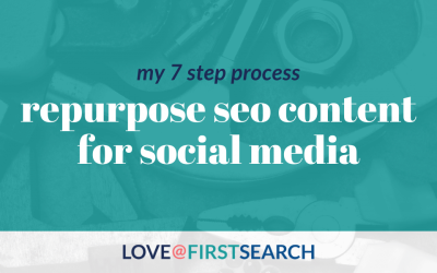 7 Steps to Repurpose Content for Social Media