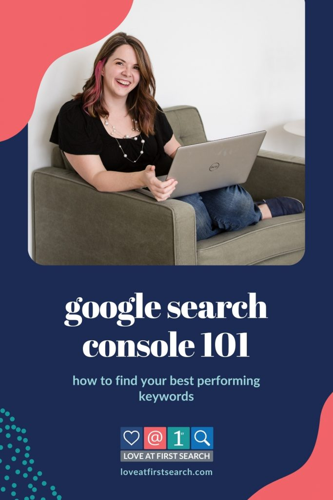 Search Console is Google's secret weapon for helping you improve your SEO — learn how to find your best keywords & make sure your website is Google-ready!