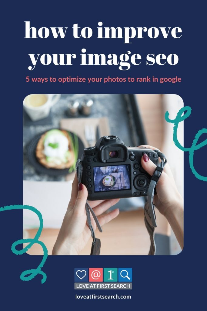 If you're a photographer, artist, designer, stylist), your visuals should be working for you. Check out these 5 image SEO tips to show up in Google Images.