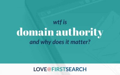 Domain Authority: How to check & improve your SEO score