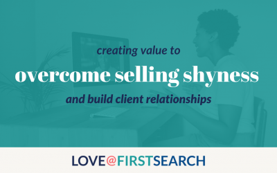 6 sales strategy techniques to create value and overcome selling shyness