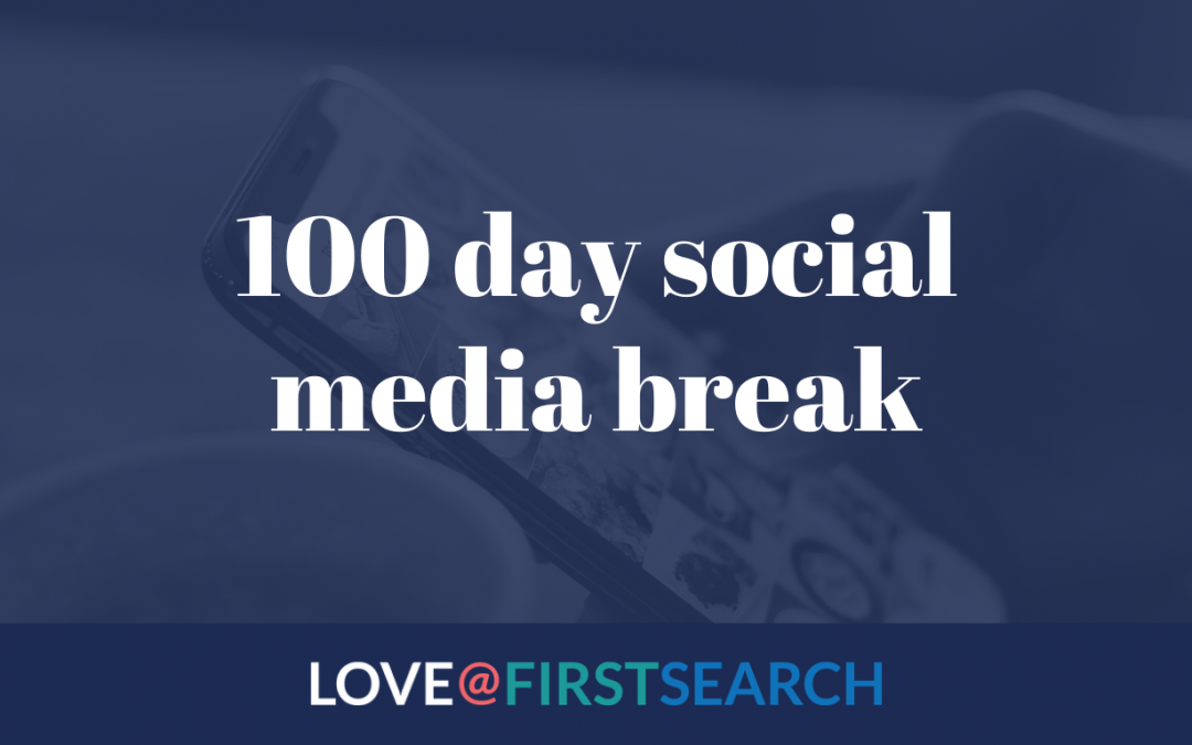 I accidentally took 100 days off social media – and here's what happened